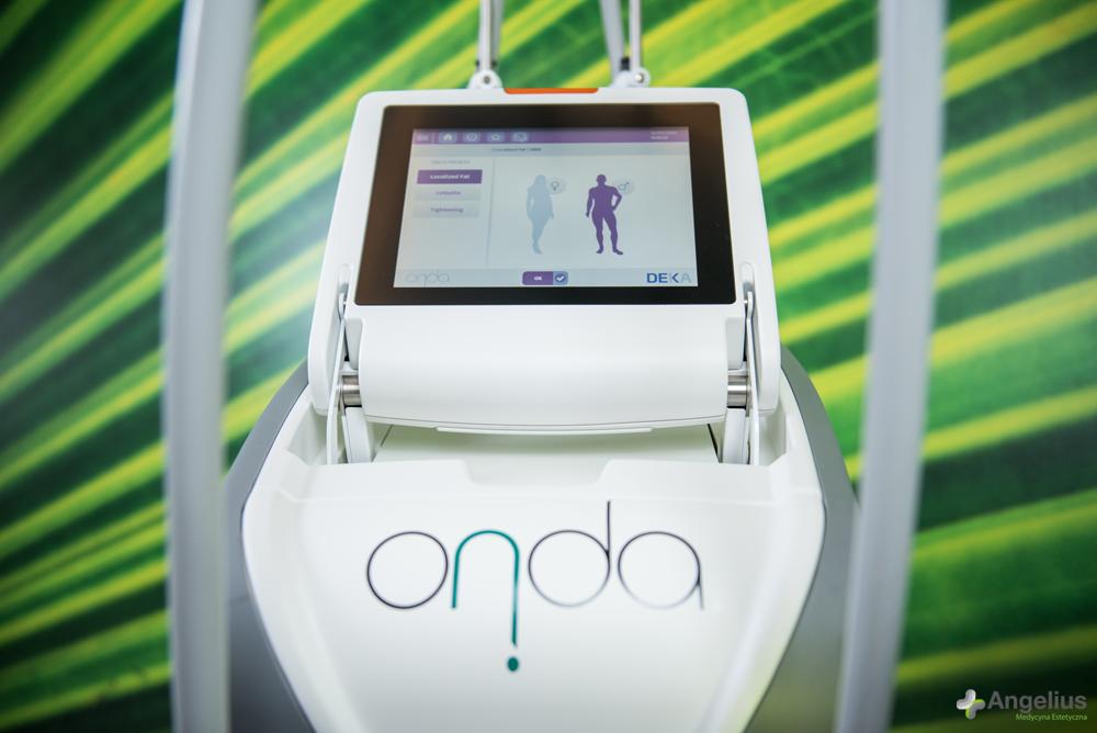 Urządzenie do redukcji tkanki tłuszczowej ONDA